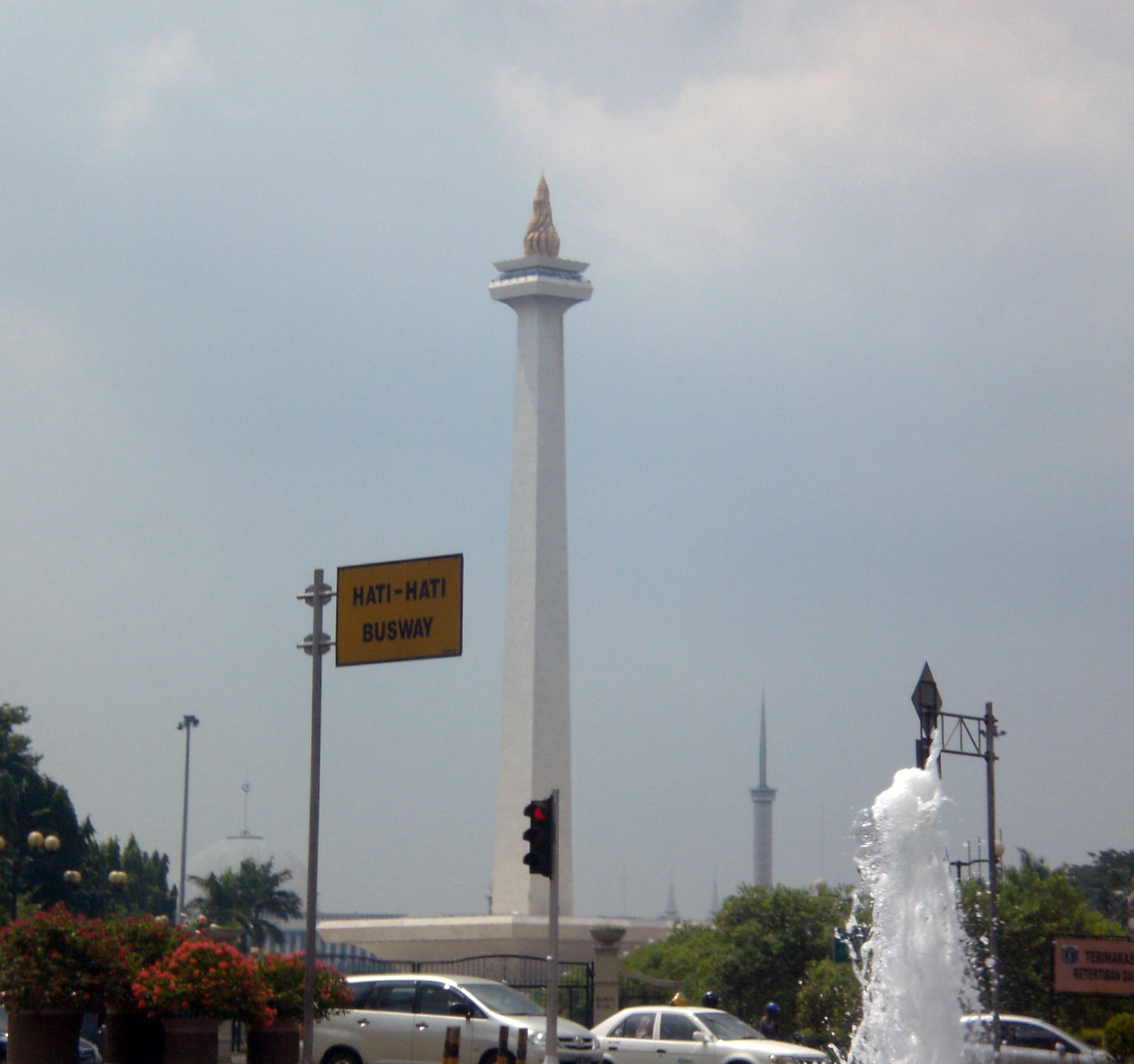 English traffic expressions from my trip to Jakarta – Wil